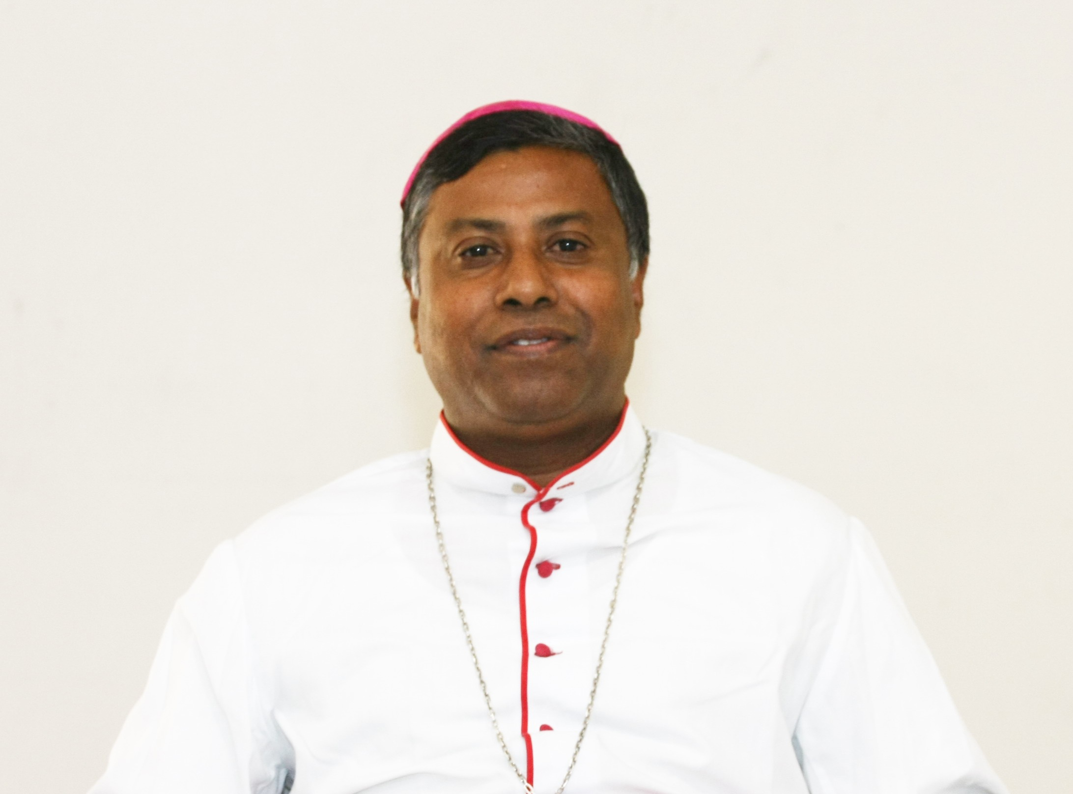 Most Rev. Bejoy N. D'Cruze, OMI
