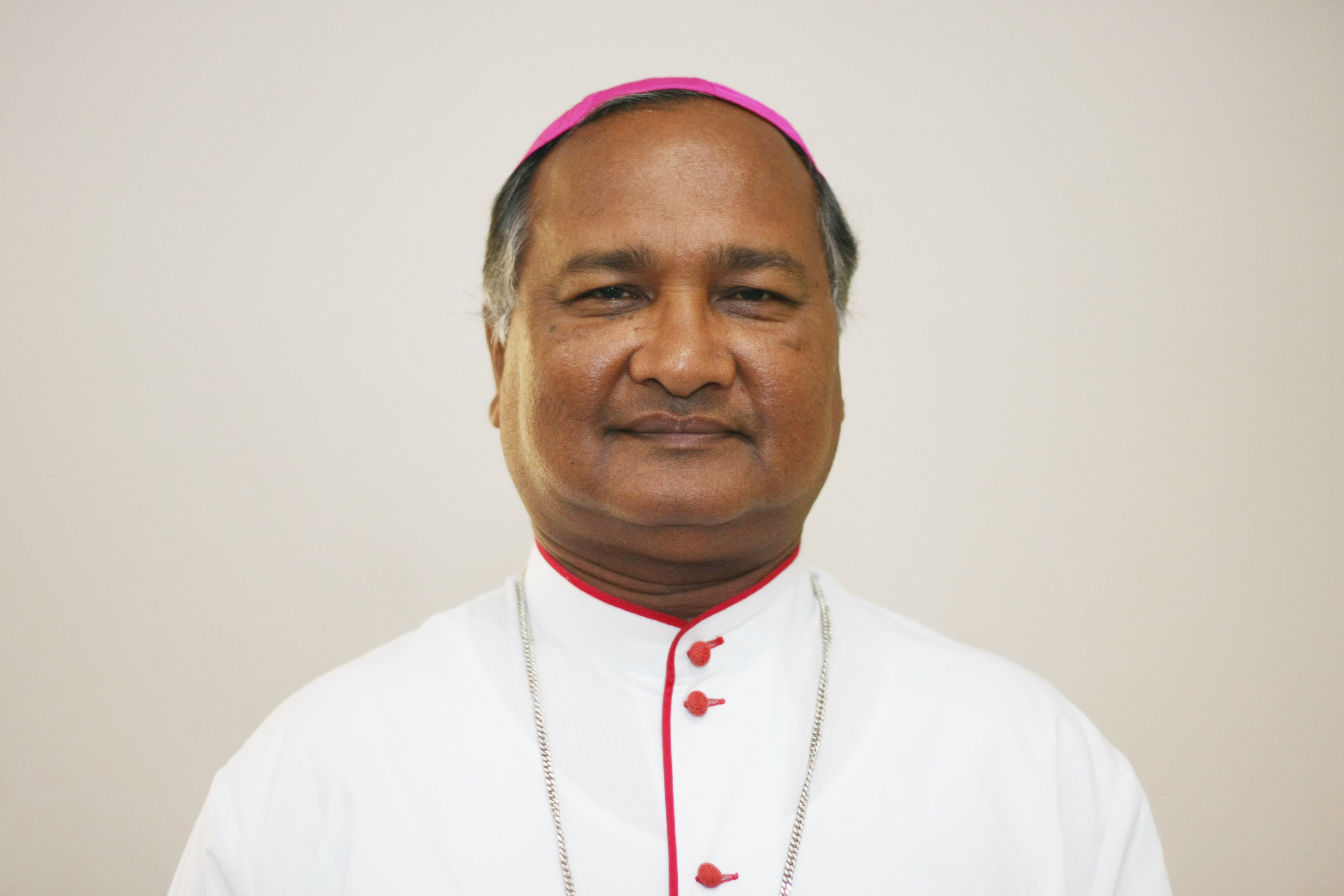 Most Rev. Gervas Rozario, STD, DD